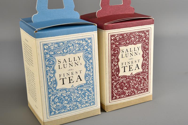Sally Lunn tea 1
